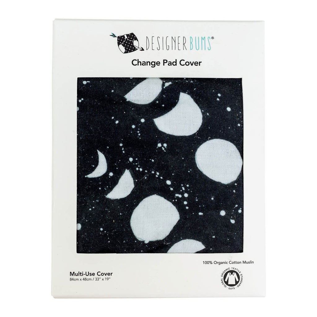 Midnight Moons Change Pad Cover