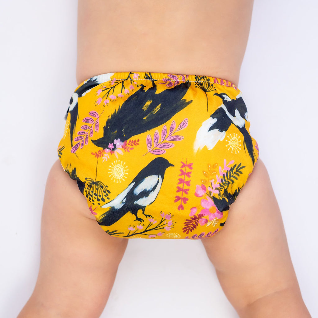 Nevermore Cloth Nappy Nappies Designer Bums