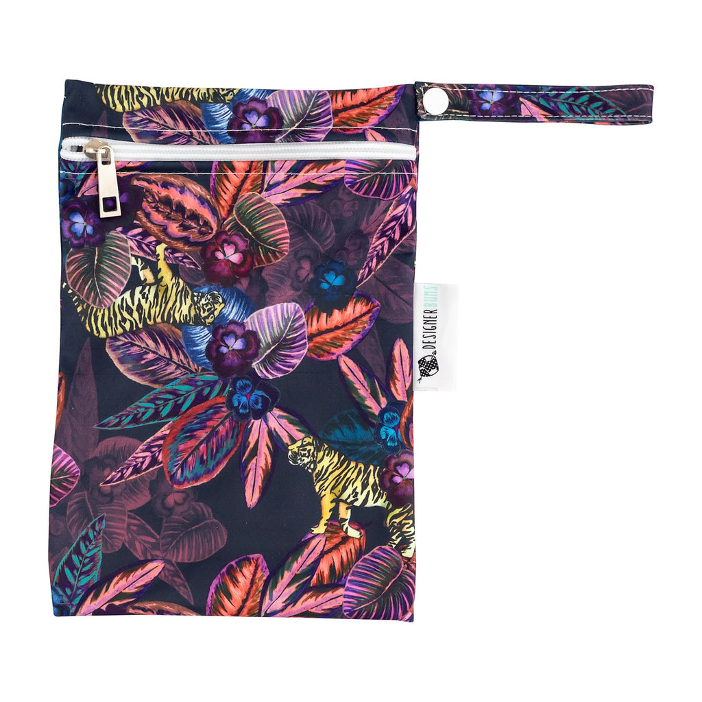 Pansy Jungle Mini Wet Bag