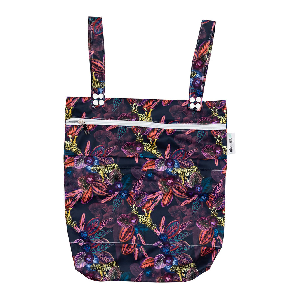 Pansy Jungle Wet Bag