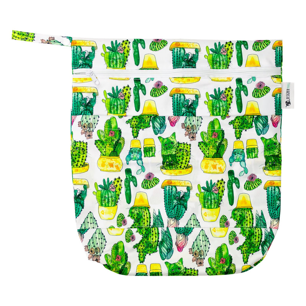 Prickly Paws Wet Bag