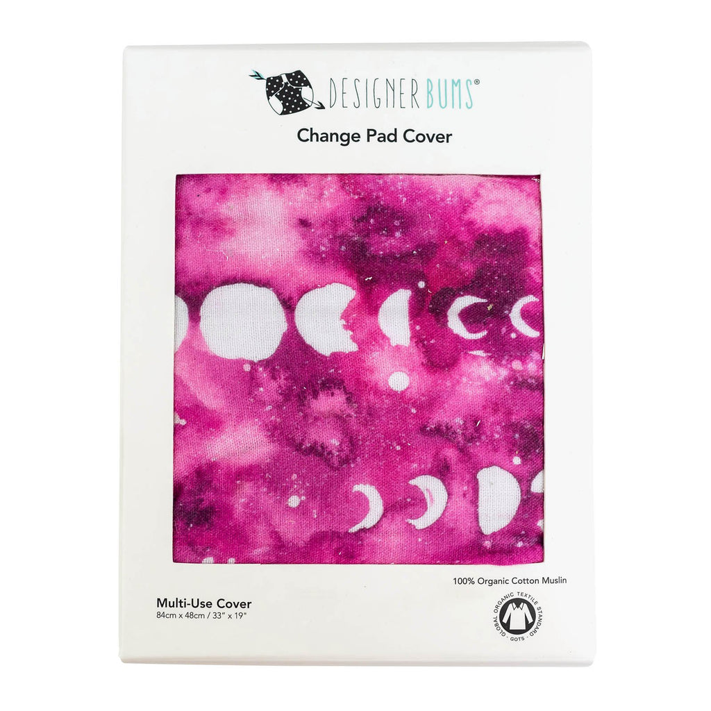 Rose Moon Change Pad Cover