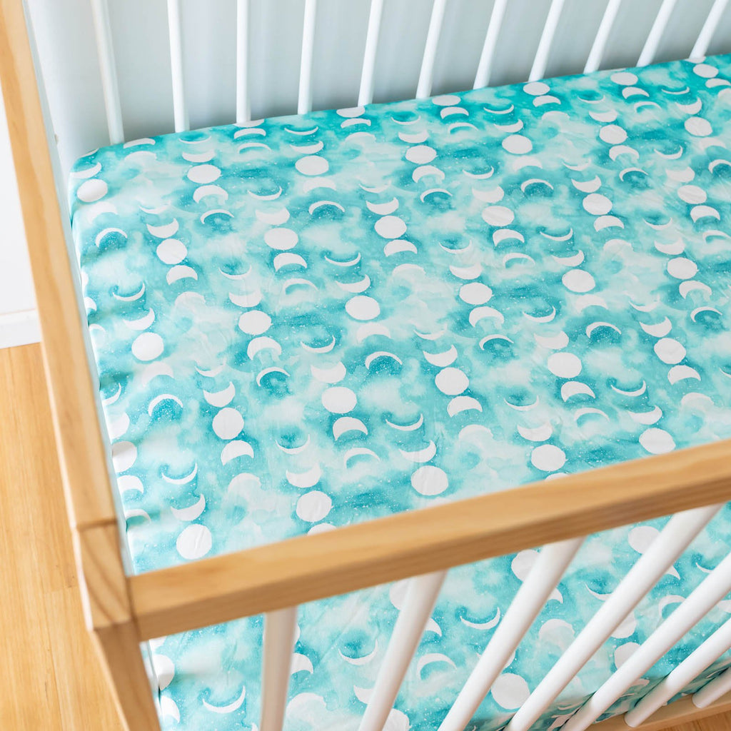 Sailor Moon Cot Sheets