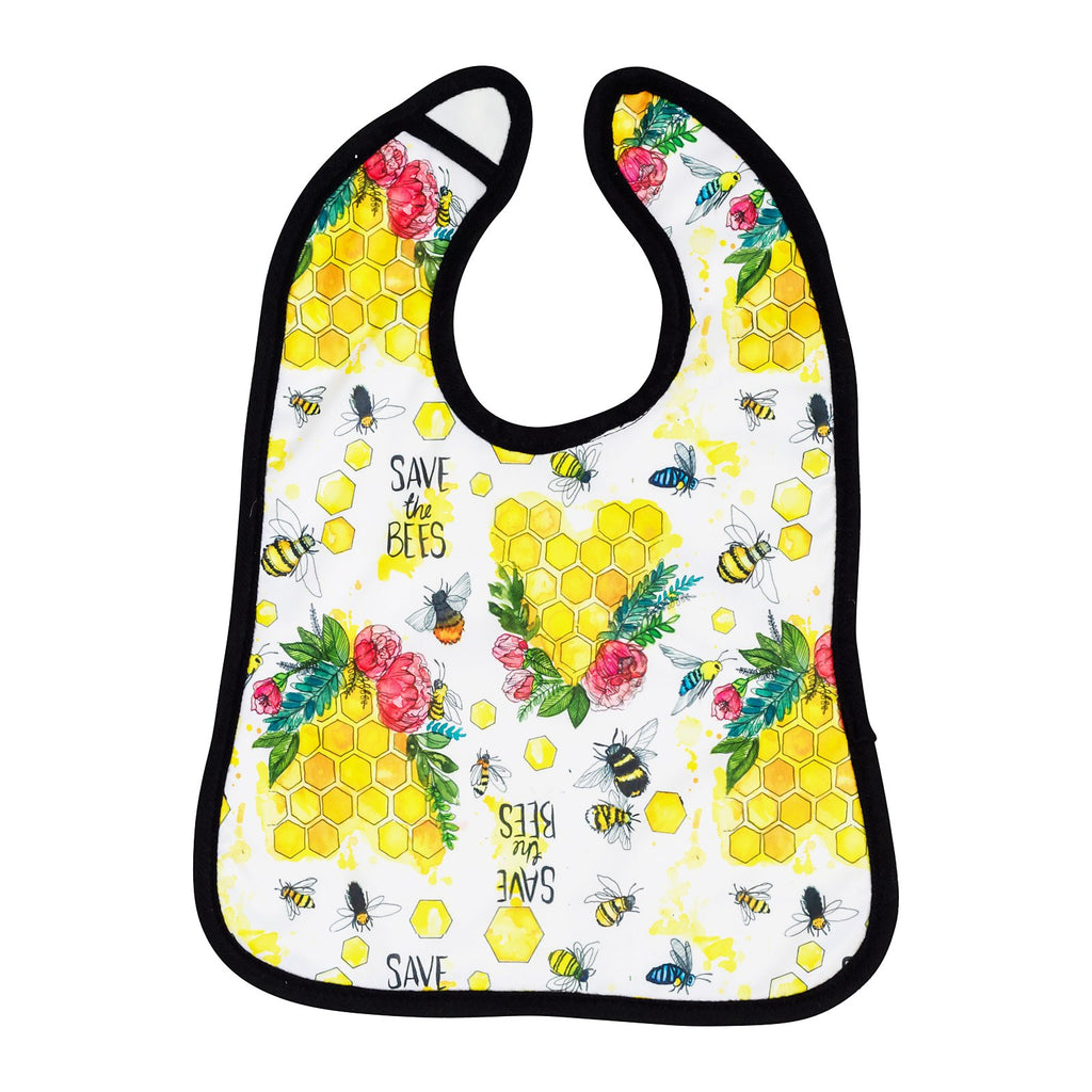 Save The Bees Bib