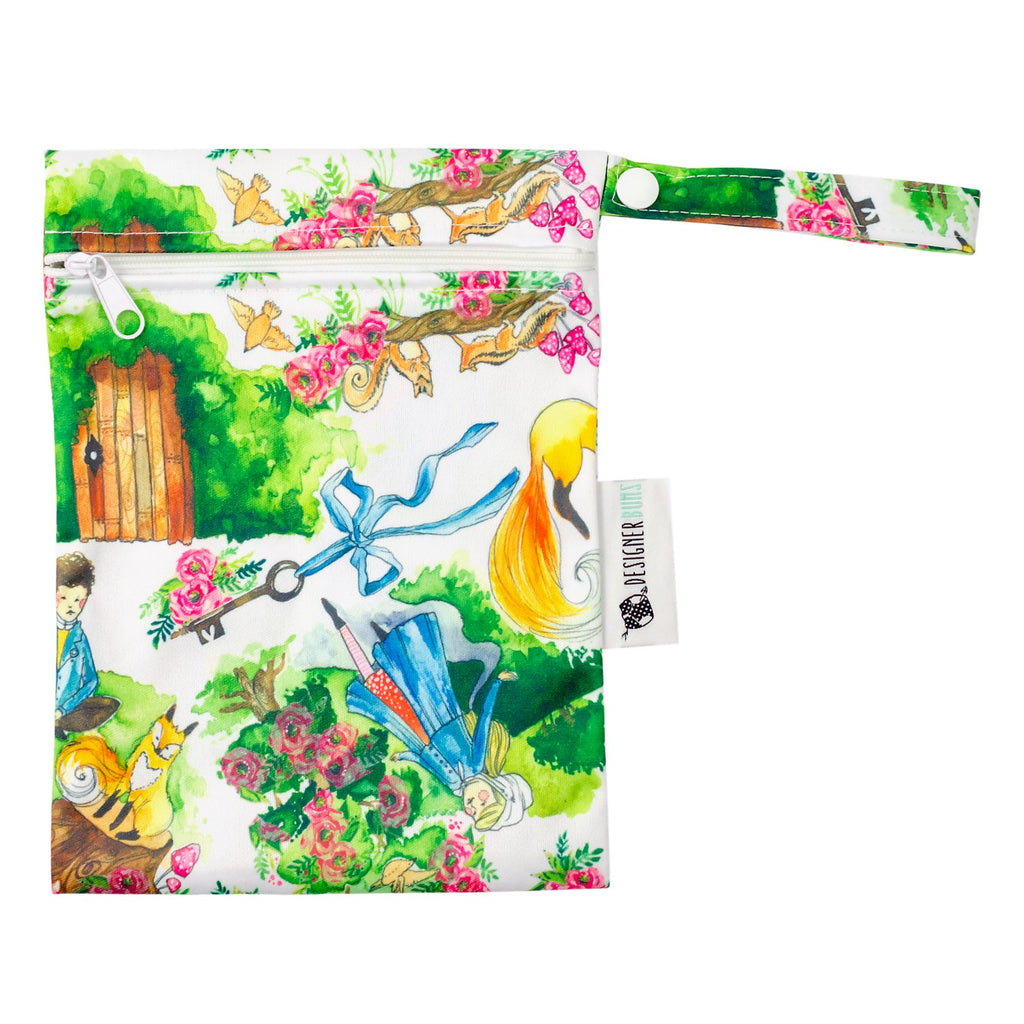 Secret Garden Mini Wet Bag