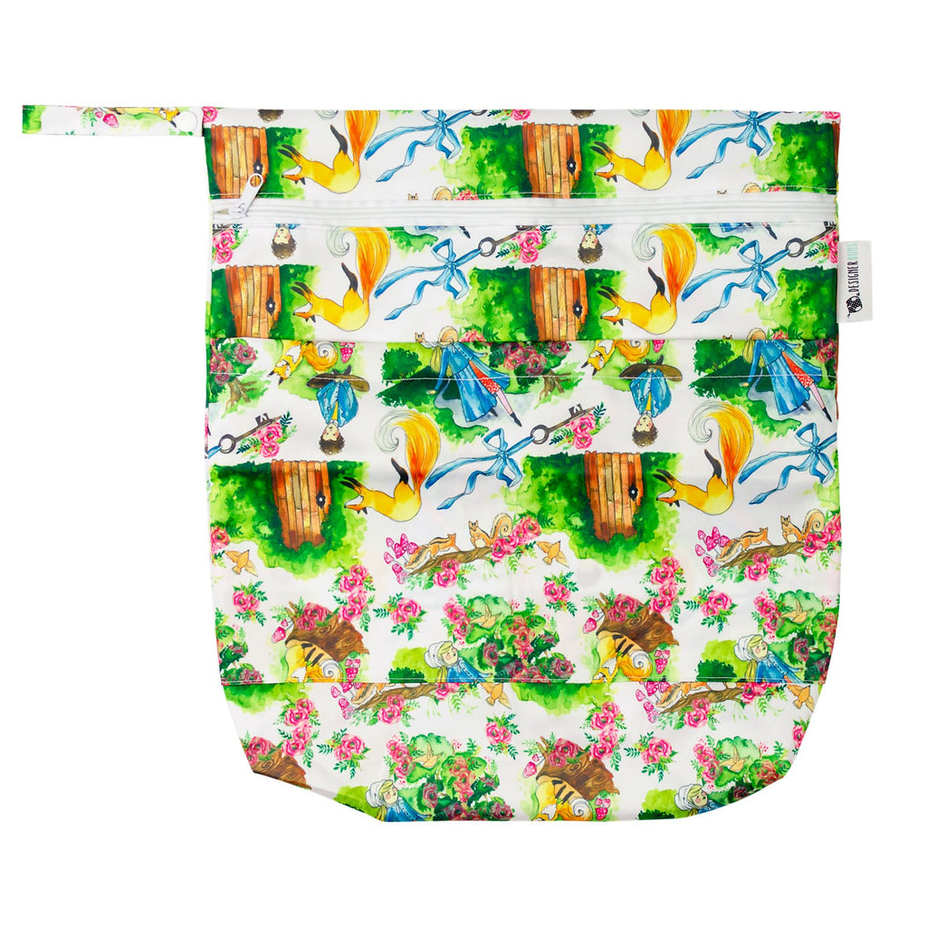 Secret Garden Wet Bag