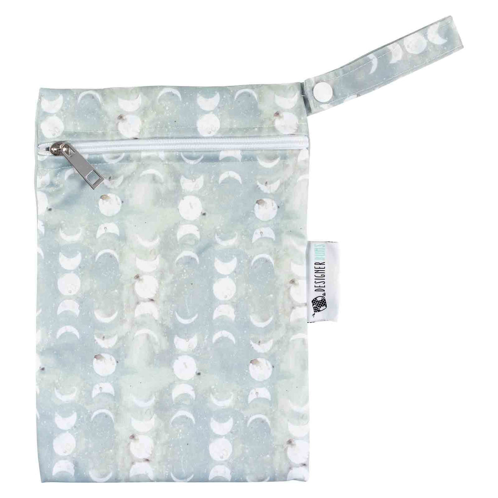 Silver Moon Mini Wet Bag