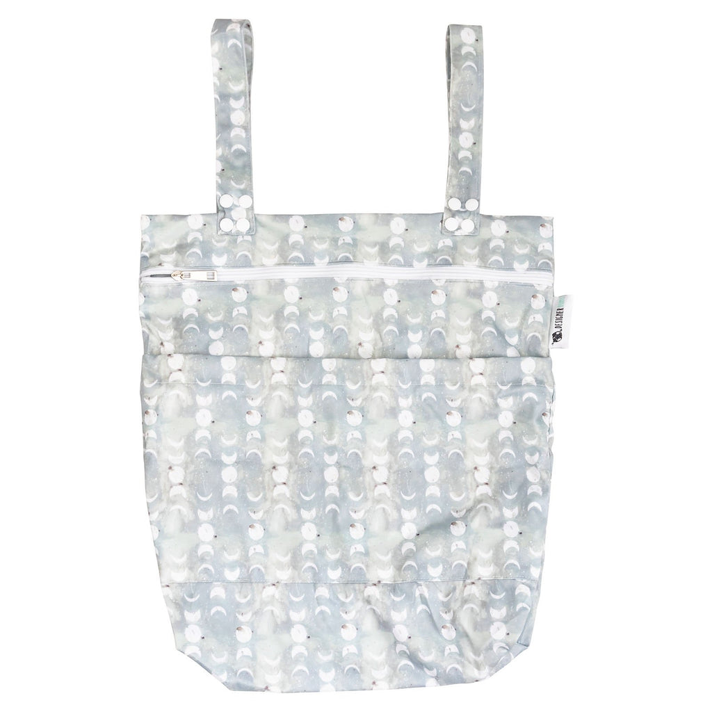 Silver Moon Wet Bag