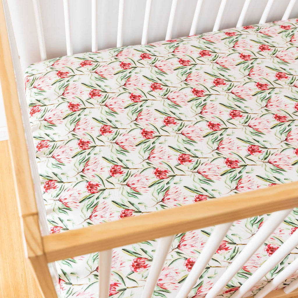 Sugarbush Cot Sheets