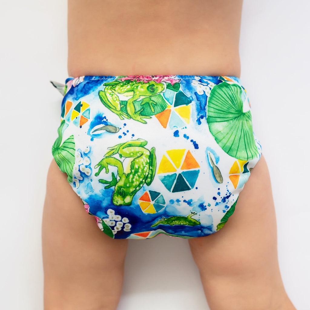 Summer Chorus Cloth Nappy Nappies Designer Bums