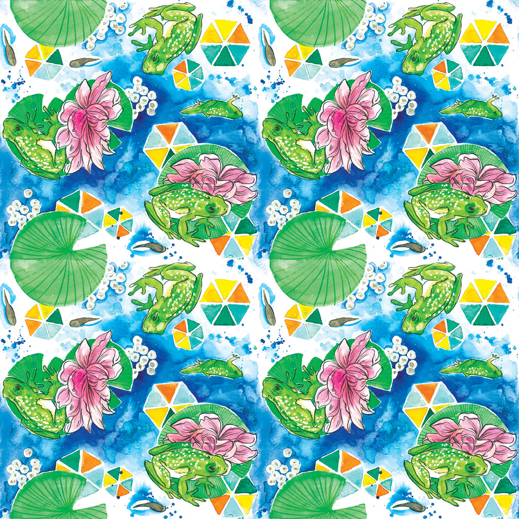 Summer Chorus Nursing Pads Nappies Designer Bums