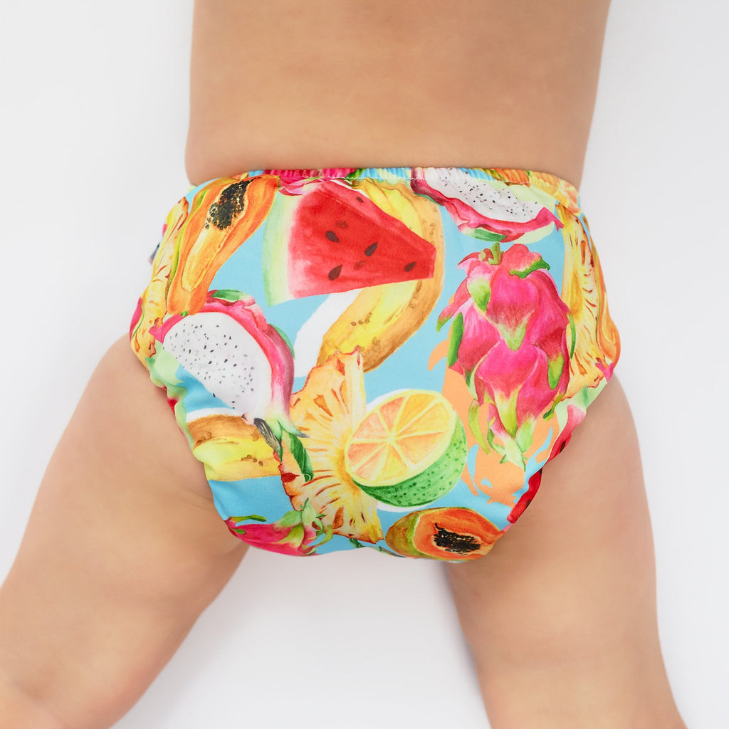 Tropical Treats Cloth Nappy Nappies Designer Bums
