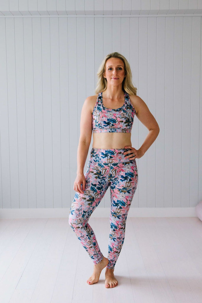 Urban Blooms Leggings