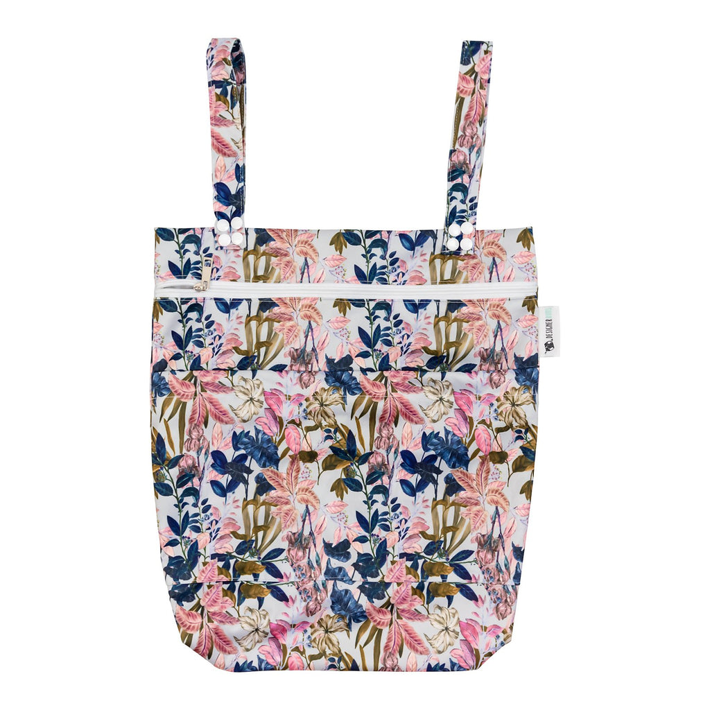 Urban Blooms Wet Bag