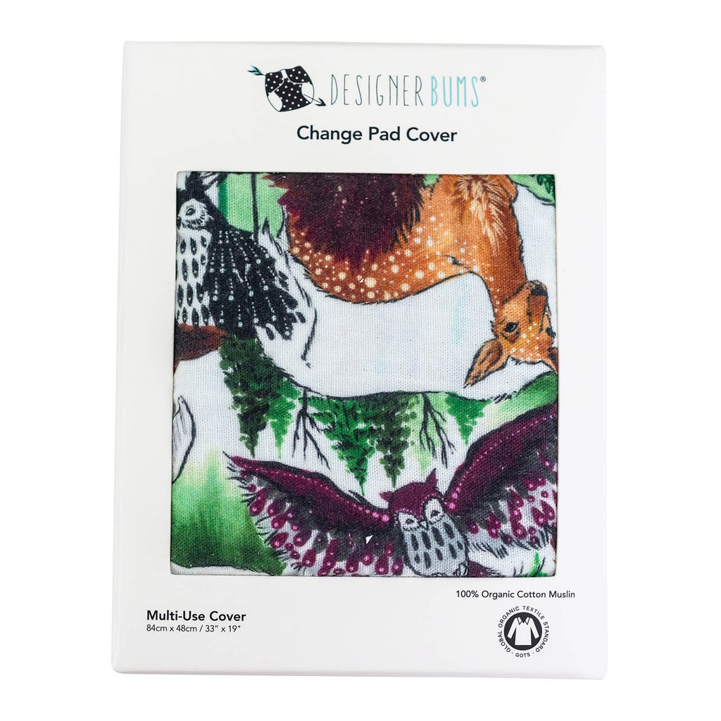 Wild North Change Pad Cover