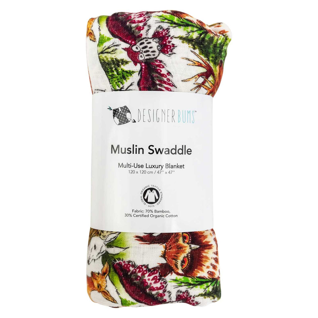 Wild North Swaddle