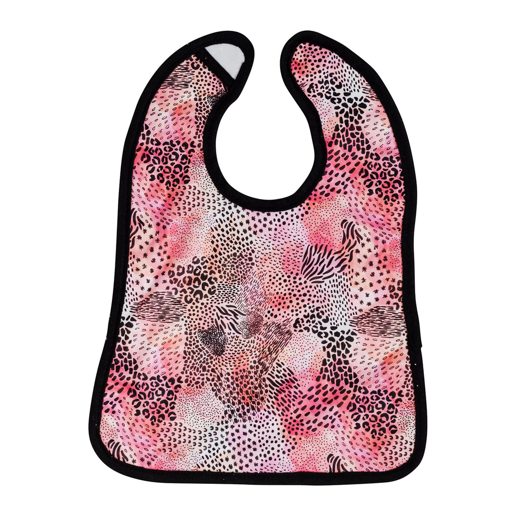 Wild Things Bib