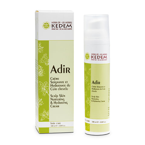 Adir - Hair Regrowth Cream - Step 2 In Hair Regrowth Treatment - 100ml