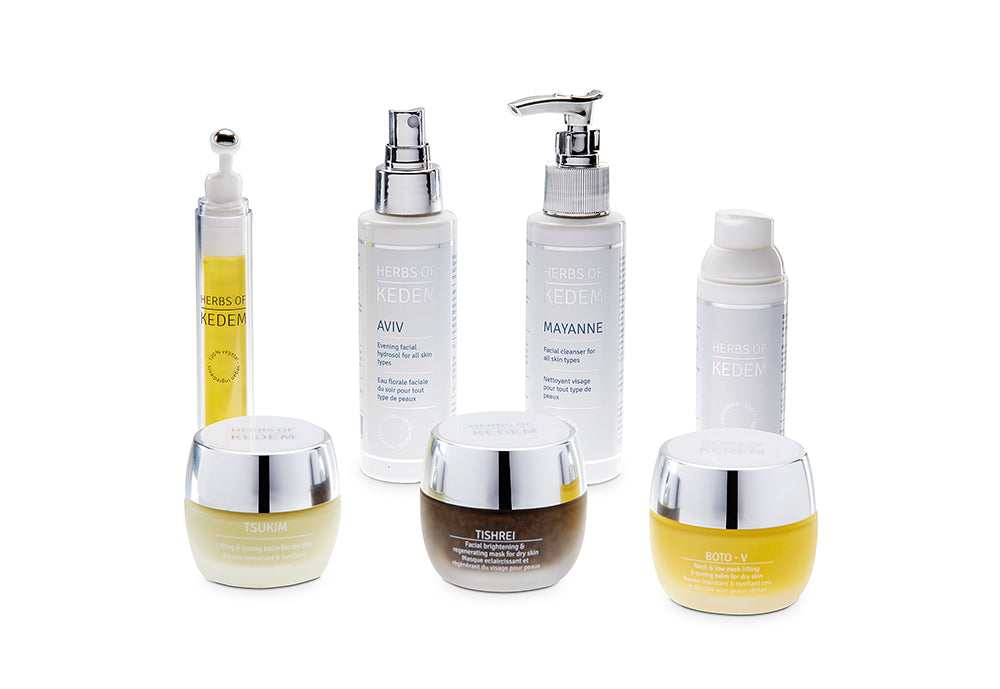Anti-Aging Skin Care Package for Dry/Normal Skin Types