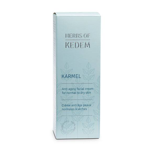 Karmel - Anti-Aging Moisturizer for Normal/Dry Skin - 50ml