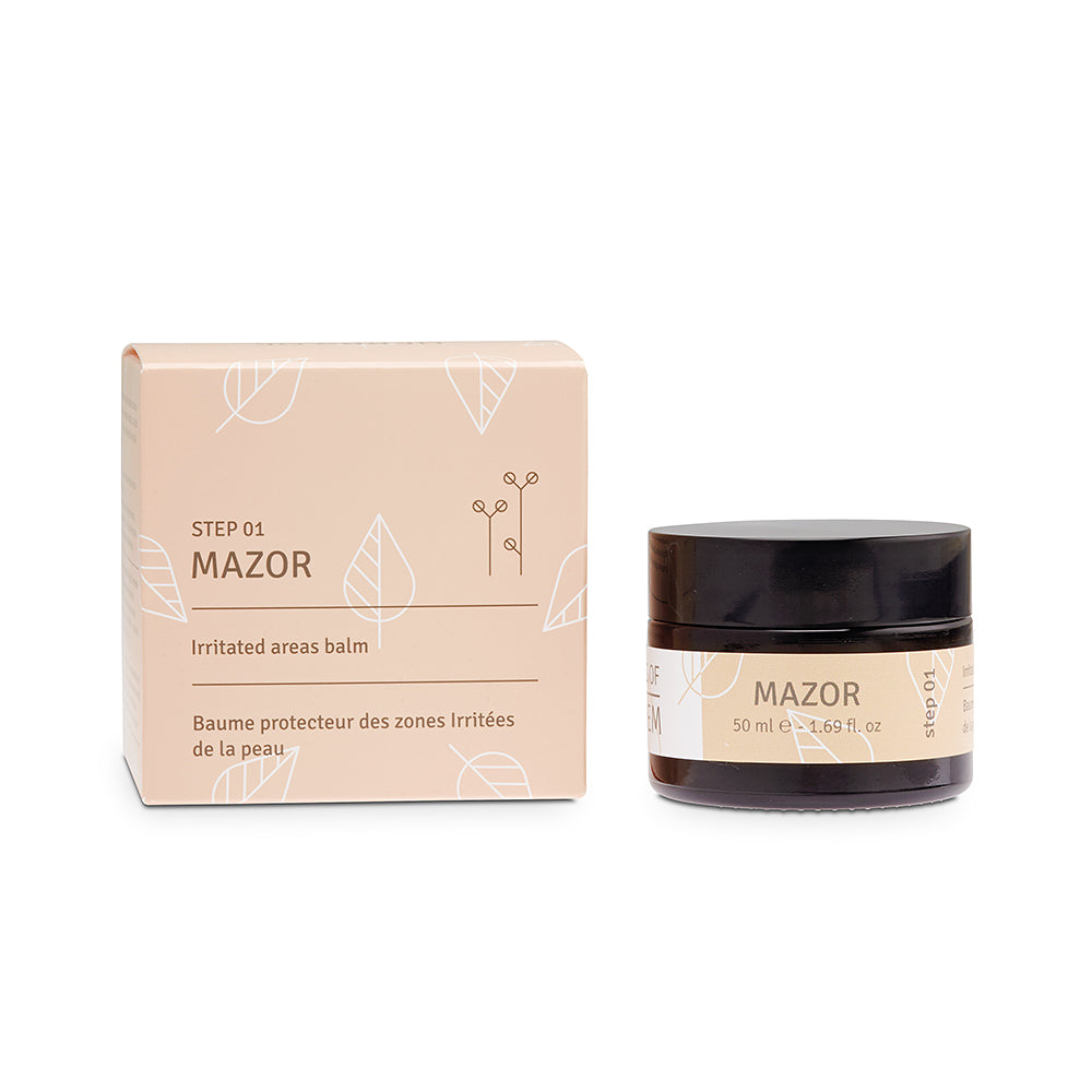 Mazor - A Balm For Skin Affected With Fungi / Eczema
