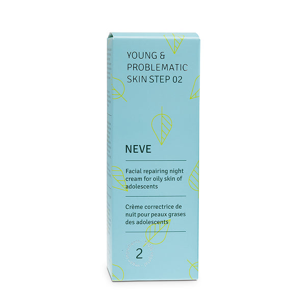 Neve - Purifying Cream for Oily and/or Acne Prone Skin -  50ml