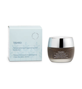 Tishrei - Exfoliator, Regenerating & Brightening Scrub or Mask  - 50ml