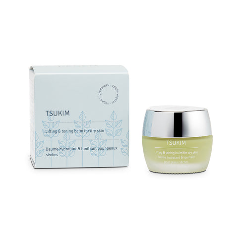 Tsukim - Anti-Wrinkle Treatment, Lifting & Toning Balm - 30ml