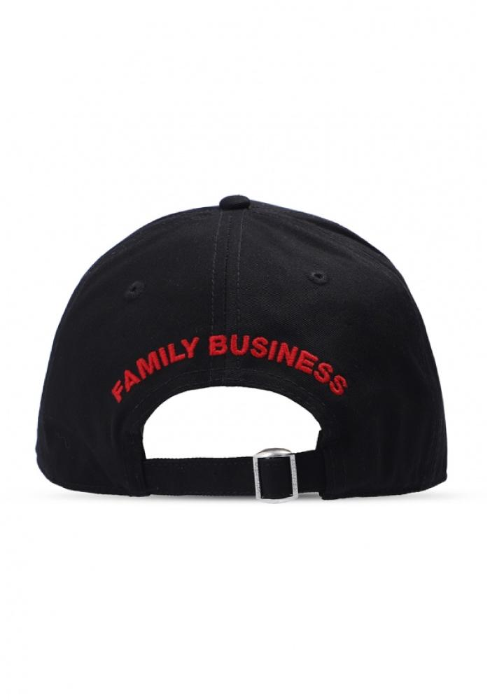 Dsquared2 Sway Logo Cap In Black