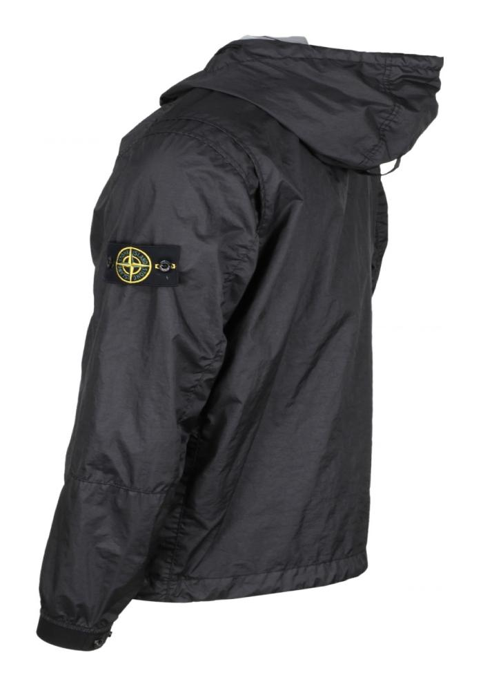 Stone Island Membrana 3L Jacket In Black