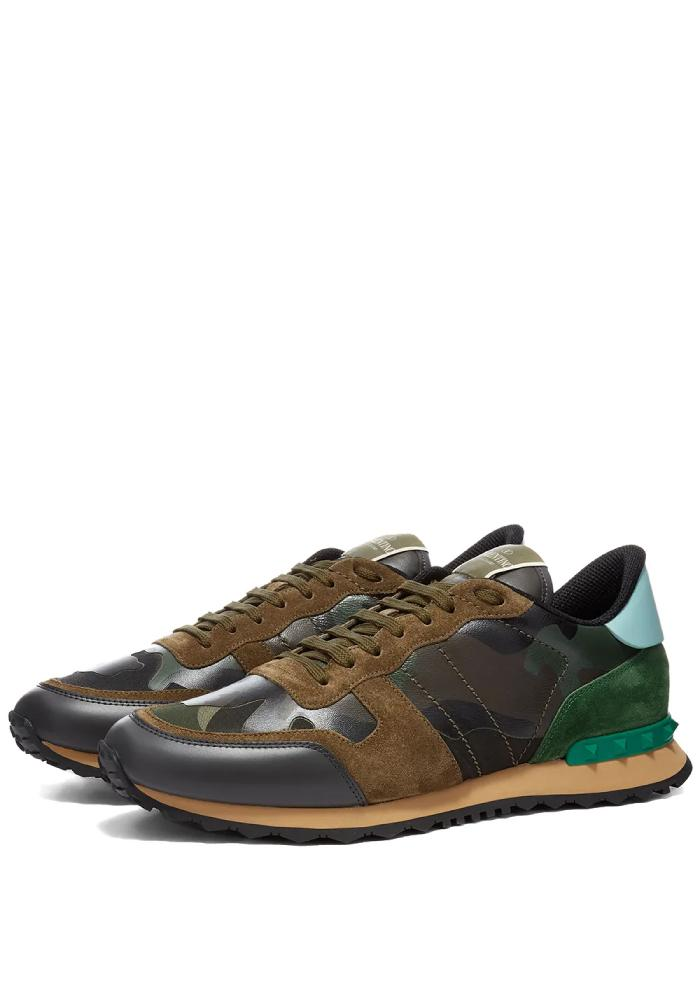 Valentino-Rockrunners-Camo-Green-Brown