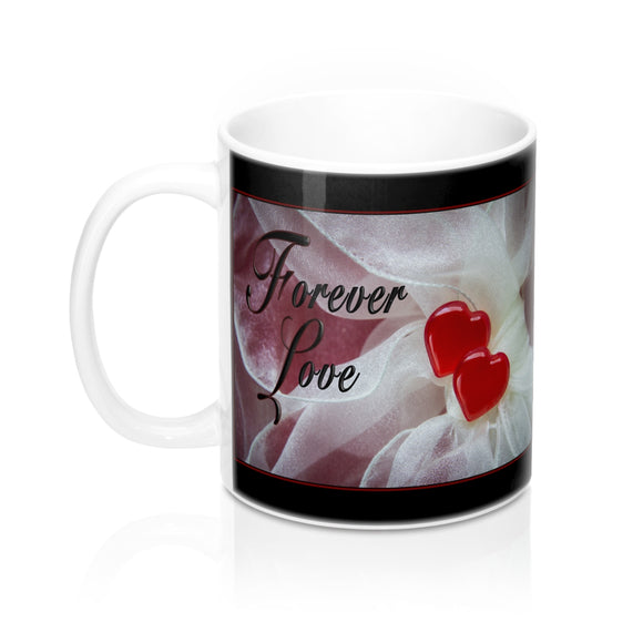 Forever Love Ceramic Mug - sasyjamdesigns