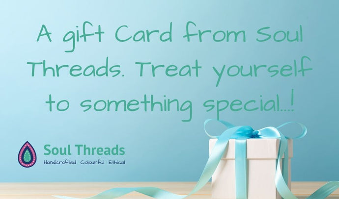 Soul Threads Gift Cards for all occasions from $10