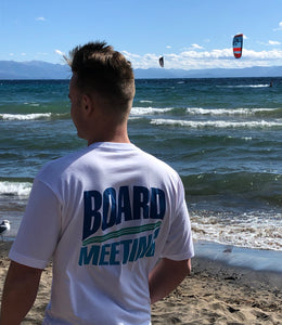 Board Meeting shirt sup surfing foilboard