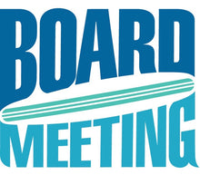 Load image into Gallery viewer, Board Meeting shirt sup surfing surfer foilboard