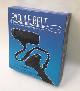 Paddle Belt - Paddle Leash - Secures your Paddle!