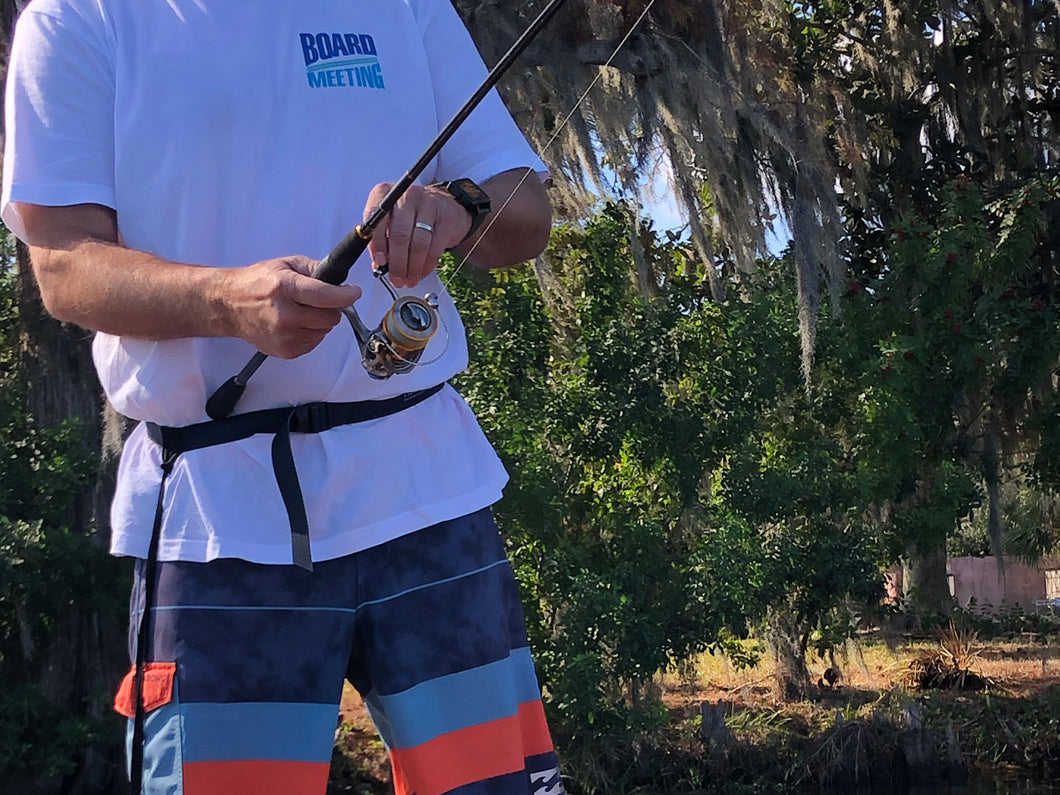 Paddle Board SUP Fishing / Paddle Belt T-Shirt