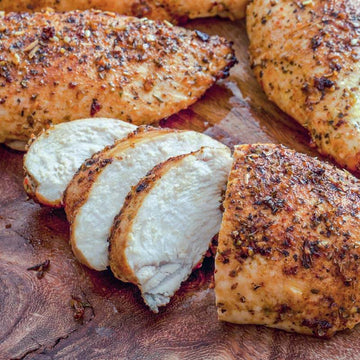 Boneless Organic Fed Chicken Breasts, Pasture Raised