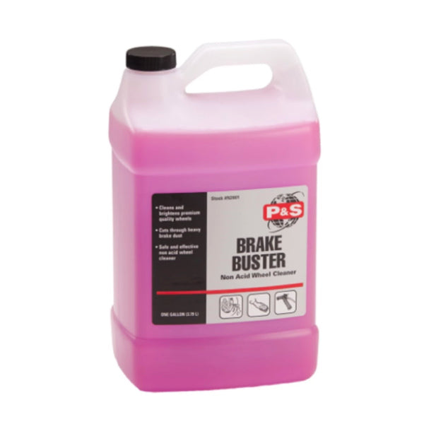 P&S BRAKE BUSTER FOAMING WHEEL CLEANER 473ML/3.8L
