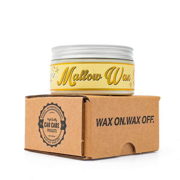 WOWO'S MELLOW WAX