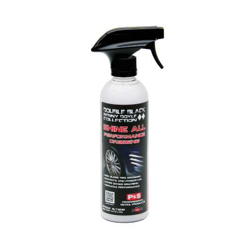 P & S SHINE ALL TYRE & INTERIOR DRESSING - Daily Detailer