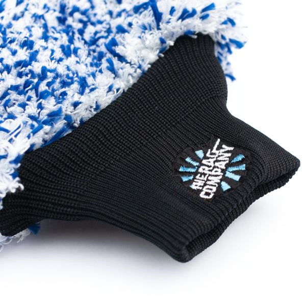 THE RAG COMPANY CYCLONE MICROFIBER WASH MITT - Daily Detailer