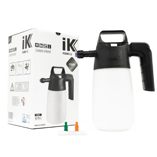 IK FOAM 1.5 SPRAYER 35oz - Daily Detailer