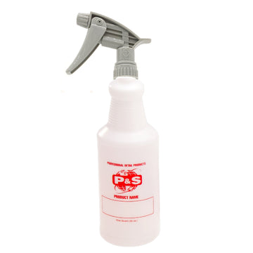 P & S CHEMICAL RESISTANT SPRAY BOTTLE 946ml