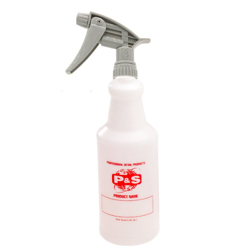 P & S CHEMICAL RESISTANT SPRAY BOTTLE 946ml - Daily Detailer