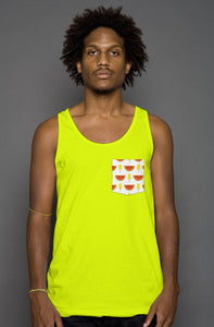 Marquis Sinclair Summer Printed Pocket Tee