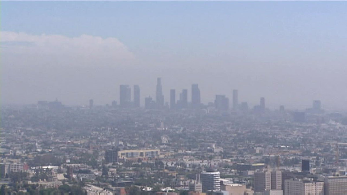 Air pollution and respiratory health in Los Angeles