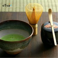 Matcha green tea set accessories