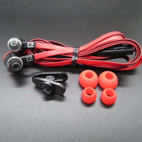 3.5mm In-ear Earphones Stereo    for mobile phone MP3 MP4 iPhone xiaomi huawei