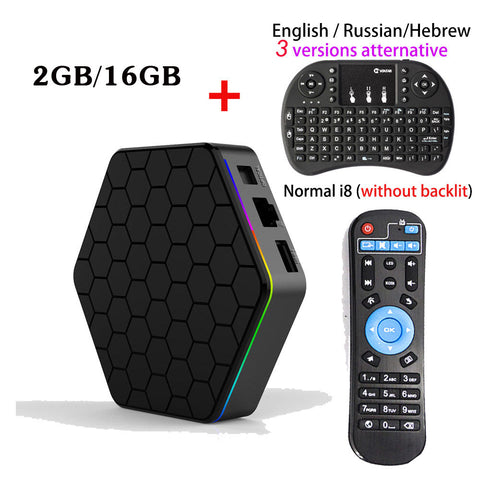 Smart TV BOX  T95Z Plus  3GB 32GB Amlogic S912 Octa Core Android 7.1 4k